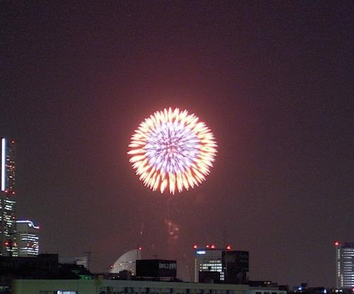 花火, 2010年6月2日, 開港祭